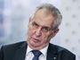 Zeman otevřel ruskou frontu proti BIS, tajné službě vlastního státu
