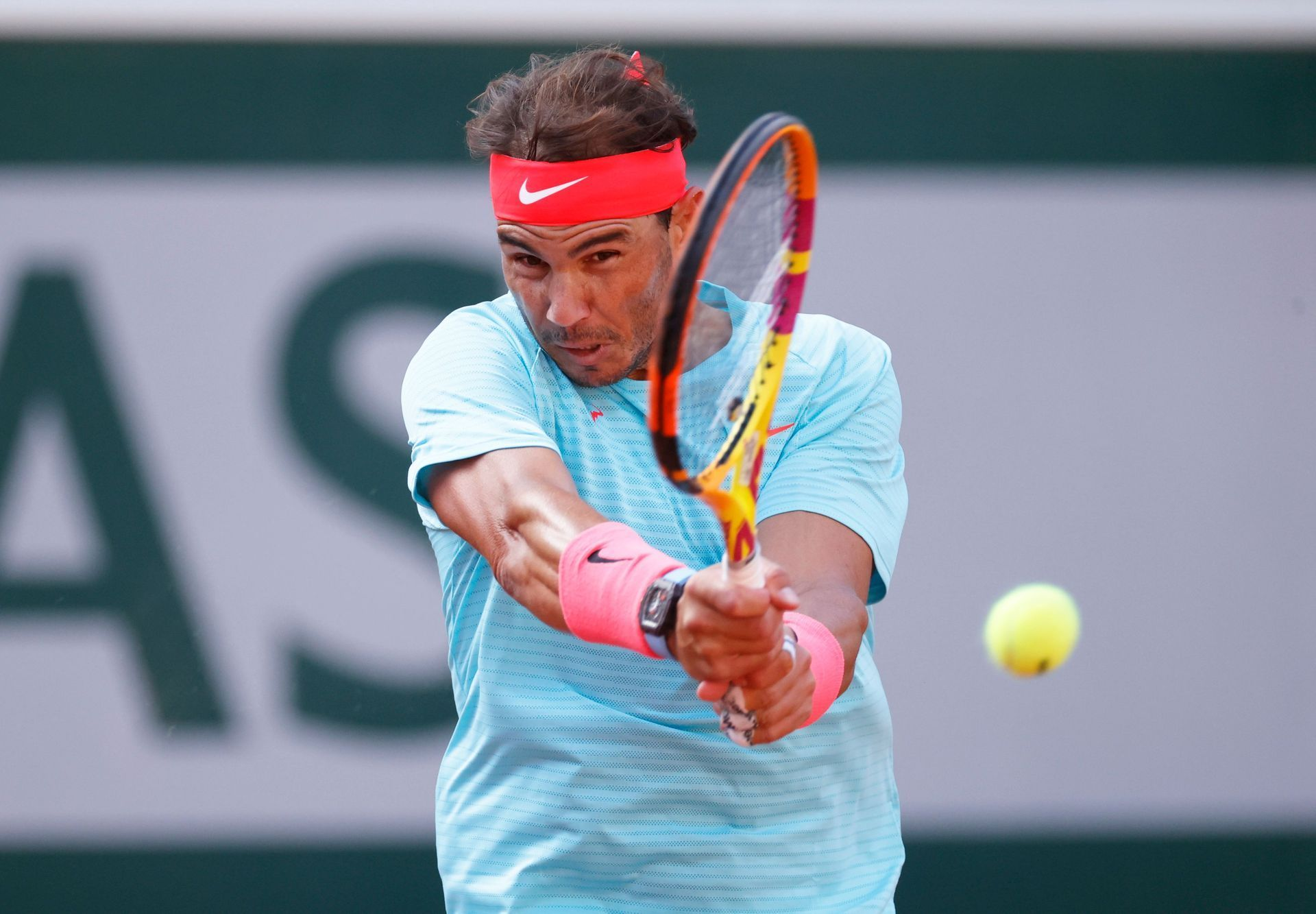 Rafael Nadal na French Open 2020