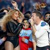 NFL, Super Bowl 50: Beyoncé a Chris Martin z Coldplay