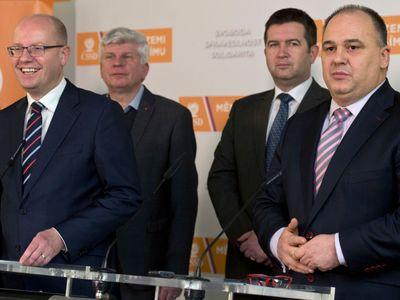 Vedení ČSSD bude jednat o odvolání Babiše z vlády, připustil Birke
