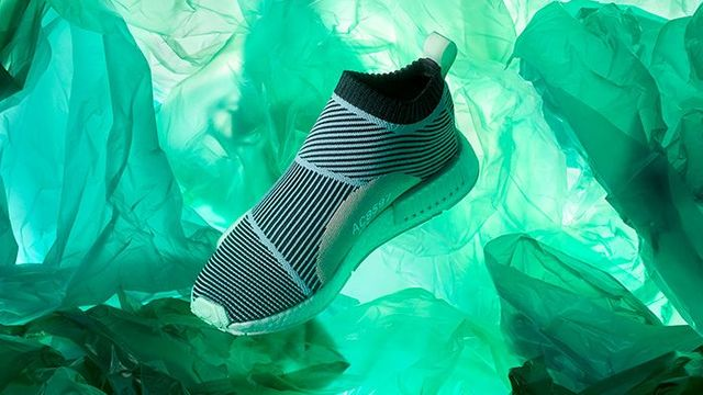 Parley for the Oceans a Adidas