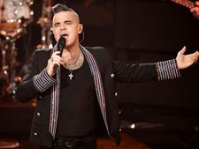 robbie Williams, zena
