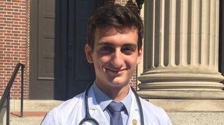 Chodím se studentem medicíny
