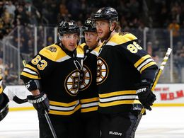 NHL 2019/2020, Boston Bruins - St. Louis Blues