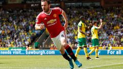 Juan Mata (Norwich vs. Manchester United)