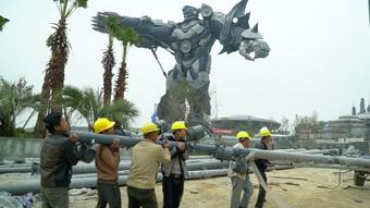 a7ea99a24 V Číně vyrostl originální zábavní park. Přináší atrakce s virtuální realitou
