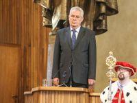 Rektor ČVUT: Zeman bude při jmenování profesorů sám
