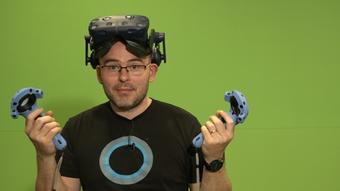 7d6083a0a Vyrazí dech virtuální realitou i cenovkou. Testovali jsme vylepšenou verzi  HTC Vive