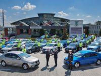"""Dopravní policie má kompletní sestavu """"tajných"""" octavií, teď nakupuje silné motorky"""