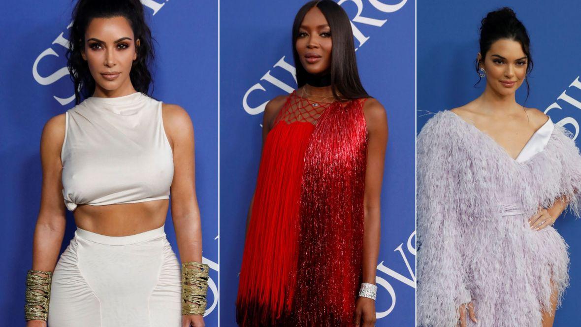 Nejdůležitějšími cenami v módní branži jsou CFDA Fashion Awards. Které  hvězdy si letošní předávání v Brooklynském muzeu v New Yorku nenechaly ujít  5cdc35d43a