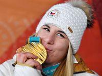 Video: Ale já ten závod vyhrát chtěla, usmívá se Ledecká. Ještě teď se mi točí hlava