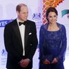 Kate a William na návštěvě Indie