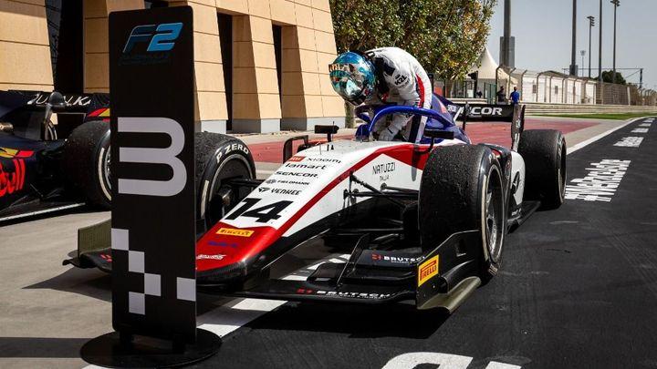 Charouzův tým slavil v Bahrajnu třetí místo nováčka Beckmanna