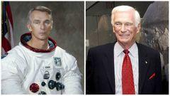 Spěchám, odlétám na Měsíc, omlouval se astronaut Cernan policii. Byl to klikař, říká publicista