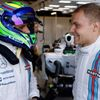 F1: Felipe Massa a Valtteri Bottas (Williams)
