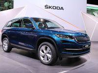 Škoda ukáže nové SUV poprvé v Česku – v Praze a v Lysé nad Labem. Zájemci si mohou do auta i sednout
