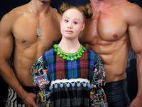 Modelka s Downovým syndromem bourá stereotypy. Objevila se i na newyorském týdnu módy
