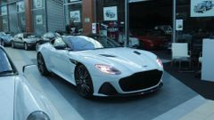 Aston Martin DBS Superleggera Concorde edition Engine Prague