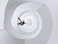 Ošidná perspektiva. Fotky Maxe Leitnera popírají zemskou přitažlivost