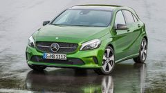Mercedes-Benz A - facelift 2015