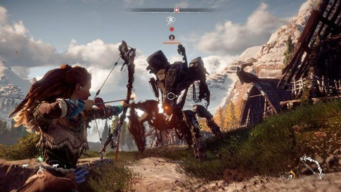 Horizon Zero Dawn - trailer