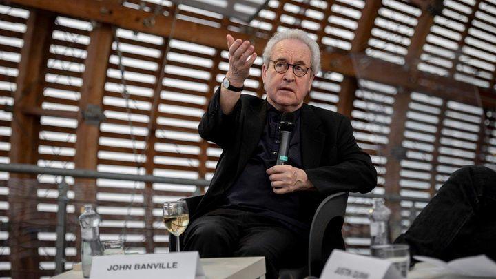 John Banville: Když píšu jako Chandler nebo Benjamin Black, nejsem to já