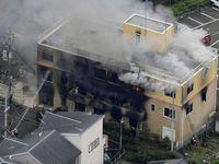 Žhář v Japonsku zapálil filmové studio, zemřelo 33 lidí. Ukradli můj nápad, tvrdí