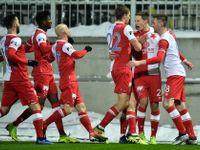 Slavia přezimuje s náskokem čtyř bodů. Při udolání Jablonce jí pomohlo i video