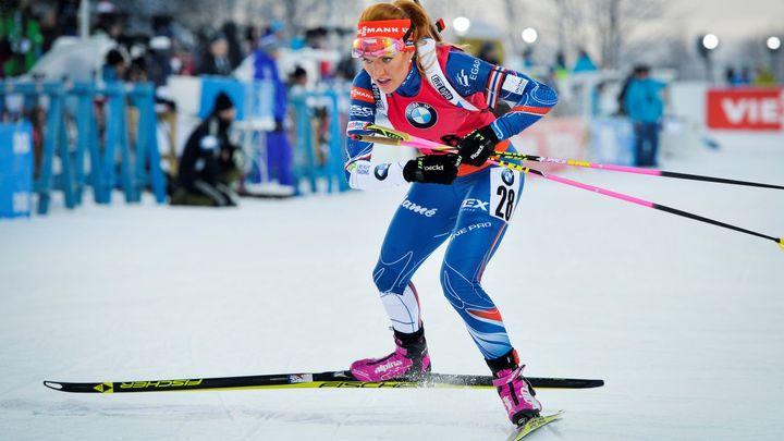Živě: Stíhací závod žen, Koukalová vyrazí na trať dvacet sekund za Dorinovou Habertovou