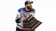 Ryan O'Reilly s Conn Smythe Trophy