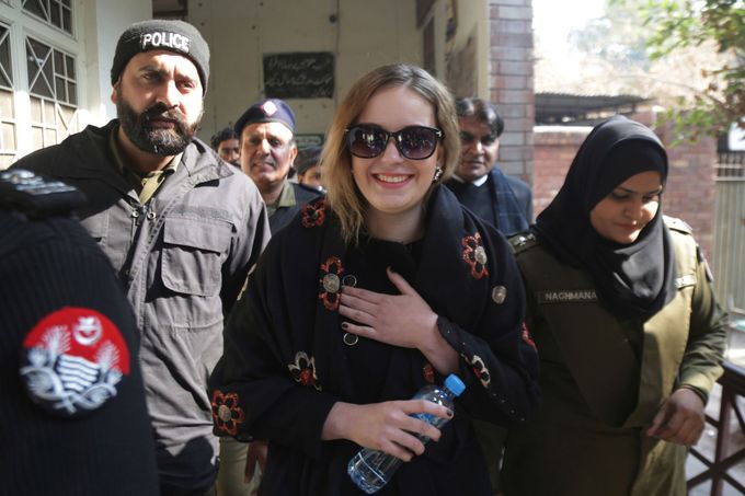 je v Pákistánu legální připojte bezplatné zprávy