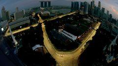 a03fa36ec7d Rosberg se pod singapurskými světly vrátil do čela šampionátu ...