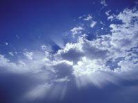 Nová předpověď: Po vedru přijdou silné bouřky s kroupami