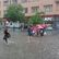 Bouřka zaskočila Prahu, voda se dostala i do obchodního centra. Pršet bude také v dalších dnech