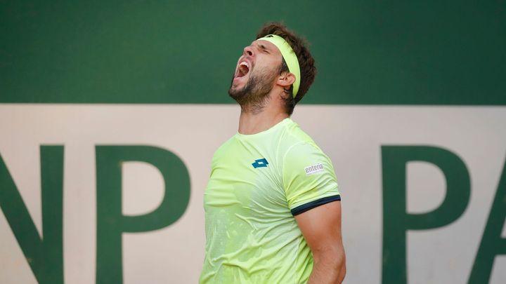 Po roce a půl má turnajový titul. Veselý vyhrál challenger ve Francii; Zdroj foto: Reuters