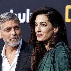 George a Amal Clooney