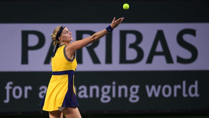 Kvitová si poradila s Rusovou, deblistky si před Prahou zkusily zápas proti Švýcarkám; Zdroj foto: Reuters