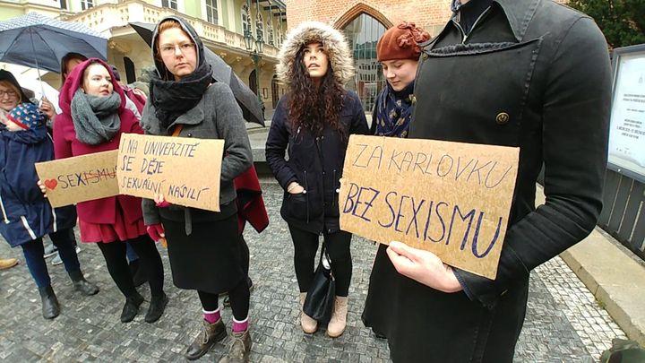 Ženy jen chtějí ukázat, že je o ně zájem, řekl o kampani #MeToo Babišův poradce Svoboda