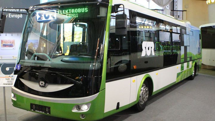 Výrobci autobusů hlásí rekordy a chystají ekologické pohony