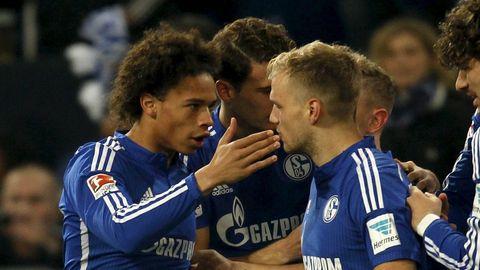 Schalke vyhrálo souboj o čtvrté místo s Mönchengladbachem