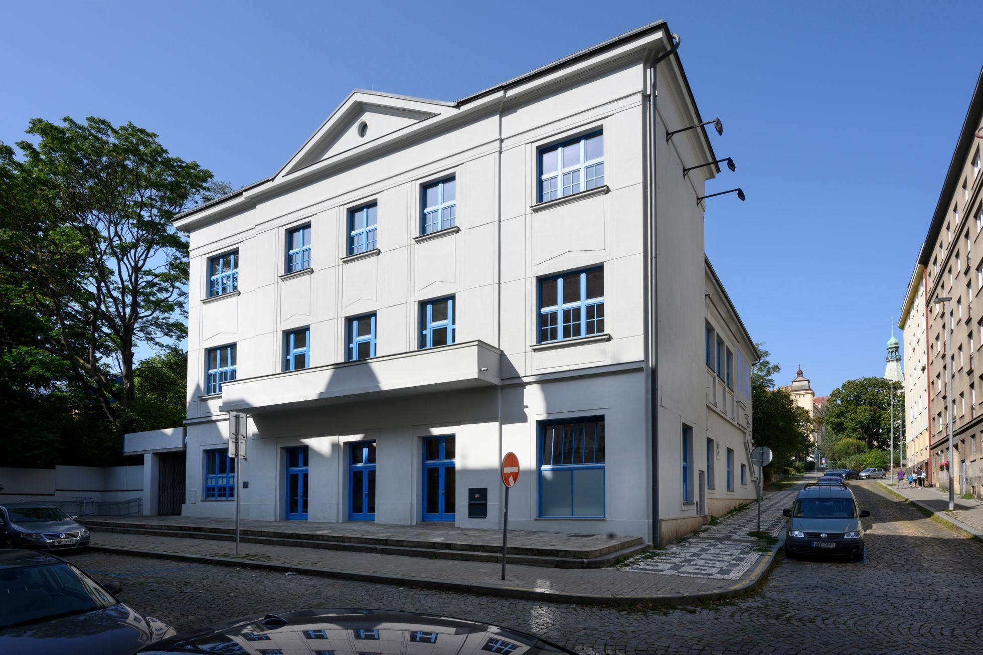 Nové kulturní centrum Vzlet.
