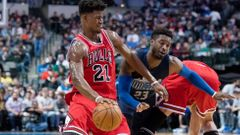 NBA: Dallas - Chicago, Jimmy Butler