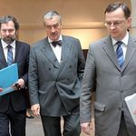 Roadblocks to watch in Czech government talks
