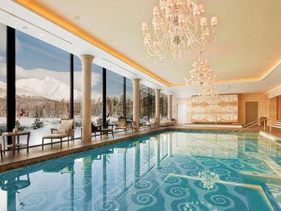Fotky z interiéru nejlepšího hotelu na Slovensku. Jezdí sem Kiska i Gott