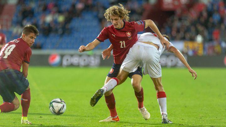Bělorusko - Česko 0:0. Češi bojují o druhé místo s obměněnou sestavou; Zdroj foto: Dalibor Sosna