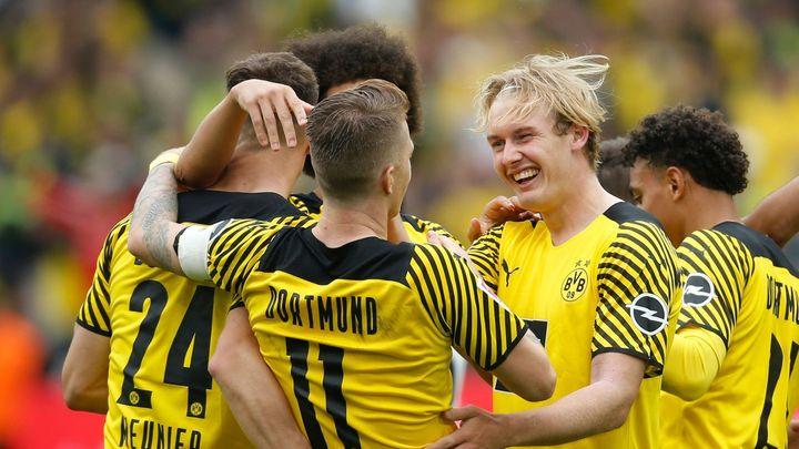 Dortmund zvítězil i bez Haalanda, Kadeřábek musel skousnout porážku ve Stuttgartu; Zdroj foto: Reuters