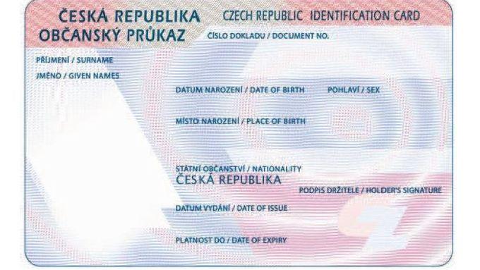 státní občanství české