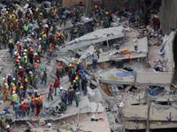 Foto: Města srovnaná se zemí i mraveniště záchranářů. Mexiko pláče nad oběťmi ničivého zemětřesení
