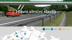 Map: Here are the new roads and bypasses. Now we will go, promising