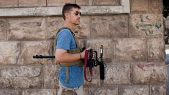 Novinář James Foley
